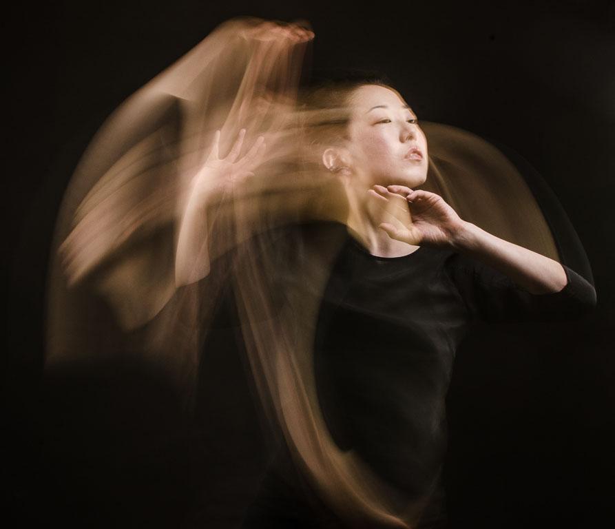 Arika Yamada PhotoBySven blurflash